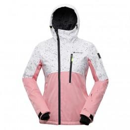 Куртка Alpine Pro Makera 2 жіноча рожева
