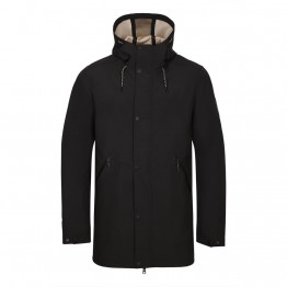 Куртка Alpine Pro Nadij чоловіча чорна