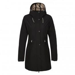 Куртка Alpine Pro Nadija жіноча чорна