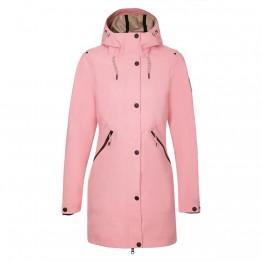 Куртка Alpine Pro Nadija жіноча рожева