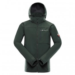 Куртка Alpine Pro Nootk 7 чоловіча зелена