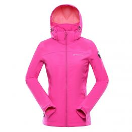 Куртка Alpine Pro Nootka 8 жіноча рожева