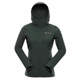 Куртка Alpine Pro Nootka 8 женская зеленая