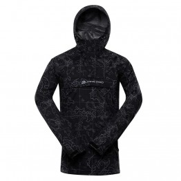 Куртка Alpine Pro Padrig мужская черная