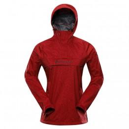 Куртка Alpine Pro Padriga жіноча червона
