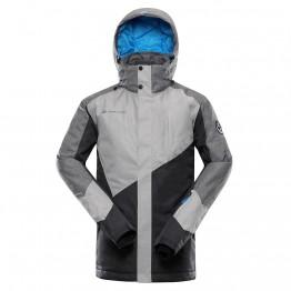 Куртка Alpine Pro Sardar 4 чоловіча сіра