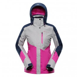 Куртка Alpine Pro Sardara 4 жіноча фіолетова
