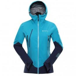 Куртка Alpine Pro Tora женская синяя