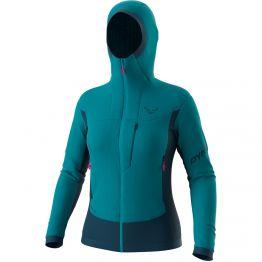 Куртка Dynafit Free Alpha Direct Wms жіноча бірюзова