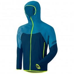 Куртка Dynafit Transalper Light 3L Men мужская синяя