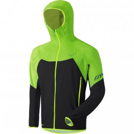 Куртка Dynafit Transalper Light 3L Men чоловіча зелена/чорна