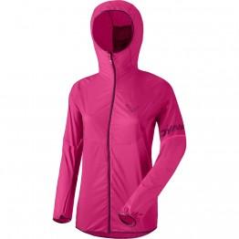 Куртка Dynafit Vert Wind Jacket Wms жіноча рожева