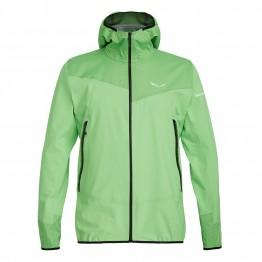 Куртка Salewa Agner PTX 3L JKT мужская зеленая