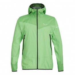 Куртка Salewa Agner PTX 3L JKT чоловіча зелена