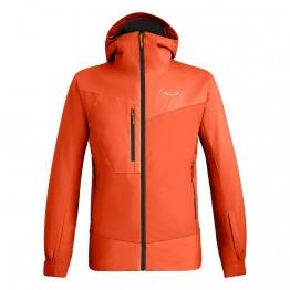 Куртка Salewa Antelao Beltovo Mns мужская оранжевая