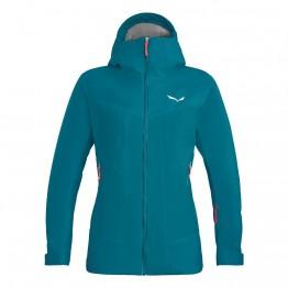 Куртка Salewa Antelao Beltovo Wms женская синяя