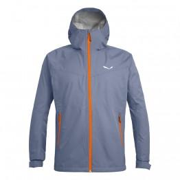 Куртка Salewa Aqua 3.0 чоловіча сіра