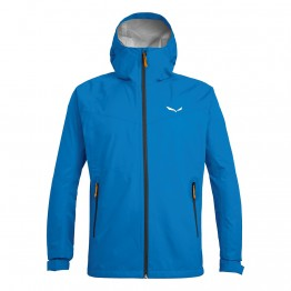 Куртка Salewa Aqua 3.0 чоловіча світло-синя