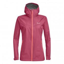 Куртка Salewa Aqua Wmn 3.0 (F20) женская фиолетовая