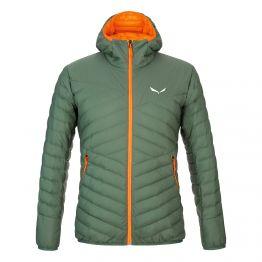 Куртка Salewa Brenta Jacket Mns чоловіча зелена