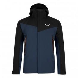 Куртка Salewa Moiazza Jacket Mns чоловіча темно-синя