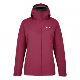 Куртка Salewa Moiazza Jacket Wms женская фиолетовая