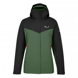 Куртка Salewa Moiazza Jacket Wms жіноча зелена