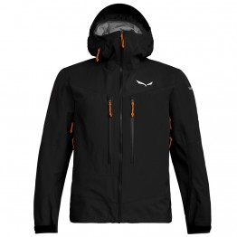 Куртка Salewa Ortles 3 GTX PRO Jacket Mns мужская черная