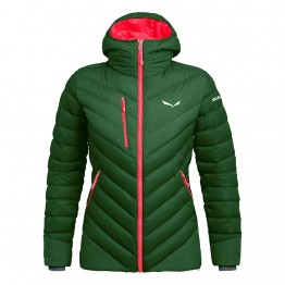 Куртка Salewa Ortles Medium 2 Down Wms Jacket жіноча зелена