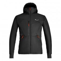 Куртка Salewa Pedroc Hybrid TWC Mns Hood Jacket чоловіча чорна