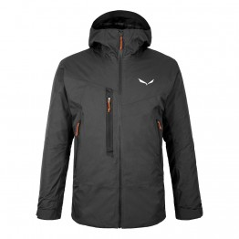 Куртка Salewa Pelmo Convertible Jacket Mns чоловіча чорна
