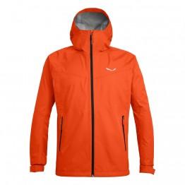 Куртка Salewa Puez Aqua 3.0 мужская красная
