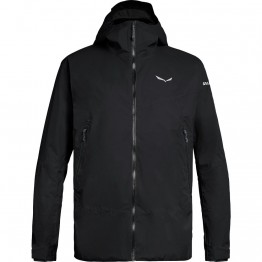 Куртка Salewa Puez Clastic 2 Powertex 2L Jacket Mns чоловіча чорна