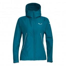 Куртка Salewa Puez PTX 2L Wmn женская синяя