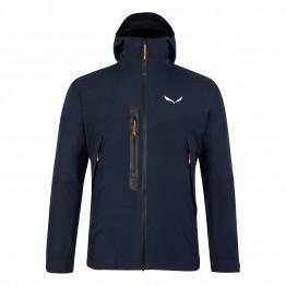 Куртка Salewa Stelvio Mns мужская синяя