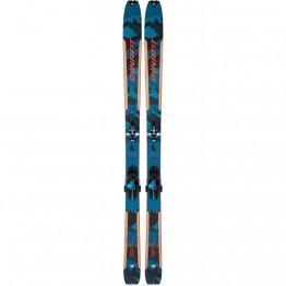Лижі Dynafit Seven Summits+ Set сині