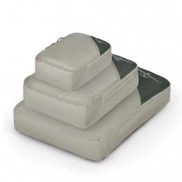 Набор чехлов Osprey Ultralight Packing Cube Set светло-серый