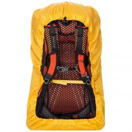 Накидка Turbat Raincover M жовта