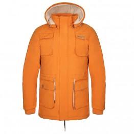Пальто Alpine Pro Edit 2 чоловіче оранжеве