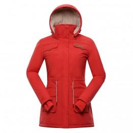 Пальто Alpine Pro Edite 5 жіноче червоне