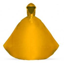 Плащ-пончо Trimm Basic желтый