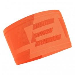 Повязка Salewa Pedroc Seamless Headband оранжевая