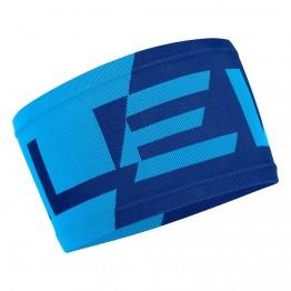 Пов'язка Salewa Pedroc Seamless Headband синя
