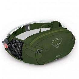 Поясная сумка Osprey Seral 4 зеленая