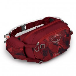 Поясная сумка Osprey Seral 7 красная