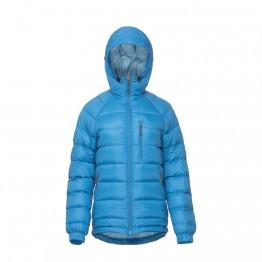 Пуховая куртка Turbat Lofoten Wms женская голубая