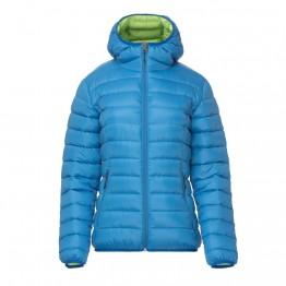 Пухова куртка Turbat Trek Wms жіноча блакитна
