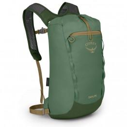 Рюкзак Osprey Daylite Cinch Pack  зеленый