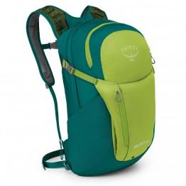 Рюкзак Osprey Daylite Plus (2020) зелений/бірюзовий