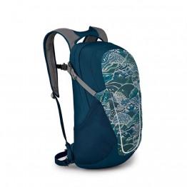 Рюкзак Osprey Daylite (2020) синий/бирюзовый